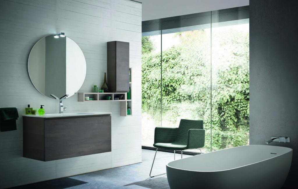 Interior design arredamento bagno interior design bagno bagno vintage ritorno al passato - Arredo bagno legnano ...