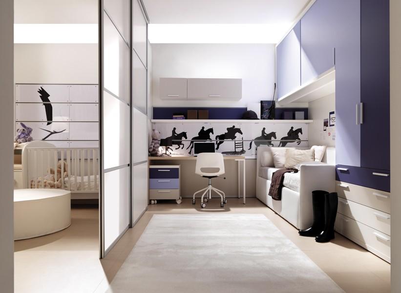 Arredamento camerette terni home interior design for Arredamento camerette